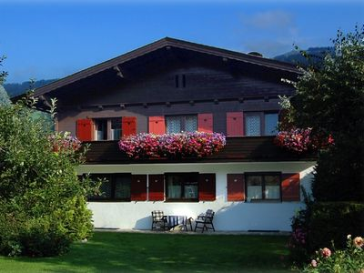 Photo for Cottage, self-catering, 3 bedrooms, garden, children welcome, in the mountains