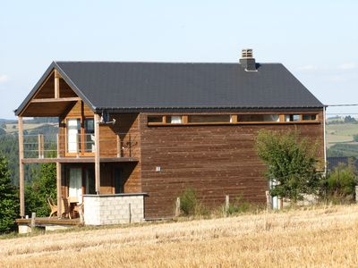 Photo for Contemporary chalet for 2 to 6 adults (+ 2 children)
