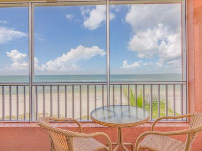 Photo for Gulf Front One Bedroom on Fort Myers Beach/ Estero Island- Unit 403
