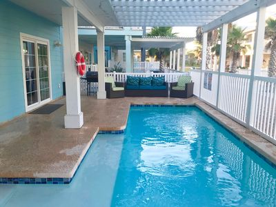 Photo for LAST MINUTE SPECIALS ~ Island O'Aces ~ 6 Br/5.5 Ba ~ Private Pool ~ Beach Access