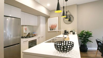 Fully equipped kitchen for the master chef in you!