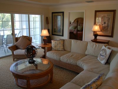 Photo for Tastefully Decorated 3 Bed 3 Bath Condo At The Villas Of Whisper Way.