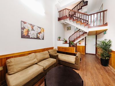 Photo for Old Quarter ENTIRE house - Bathtub,Balcony,BBQ area,Snooker, private bathrooms