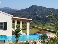 Great property and pool with lovely views in a tranquil spot.