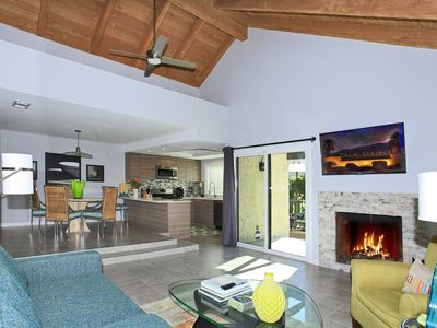 Photo for Bright Modern Design with Palm Springs Flair in Wonderful Location.
