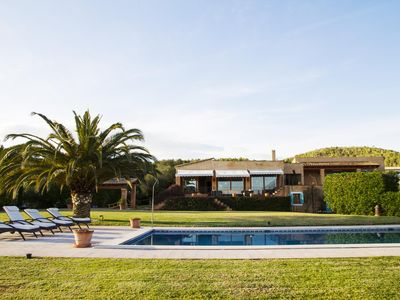Photo for Finca with pool + Internet + garden in Son Servera 5 minutes from Cala Millor
