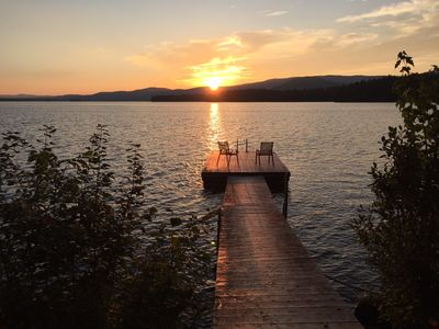 Photo for Squam Lake. Great location, fabulous views, classic style, quiet and sunny!