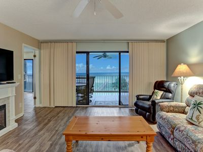 Photo for Amazing oceanview & private walkway to beach.  Garage, beach chairs & beach toys.