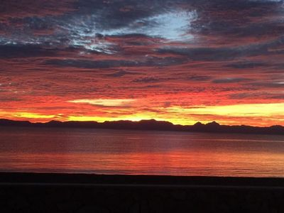 Photo for Sea of Cortez Ocean Paradise with Spectacular views, walk to town!