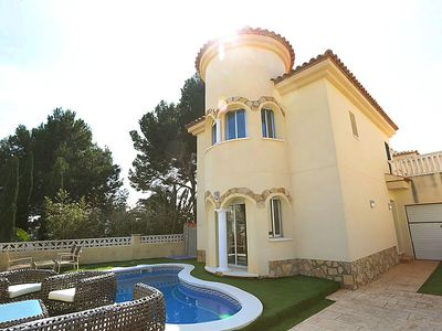 Photo for Vacation home Plaza Hortensias in Miami Platja - 6 persons, 3 bedrooms