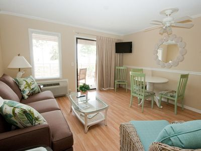 Photo for Ocean Dunes Villas 203 - 1 Bedroom 1 Bathroom Oceanview Flat