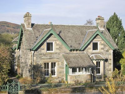 Photo for 4 bedroom accommodation in Aberfeldy, near Pitlochry