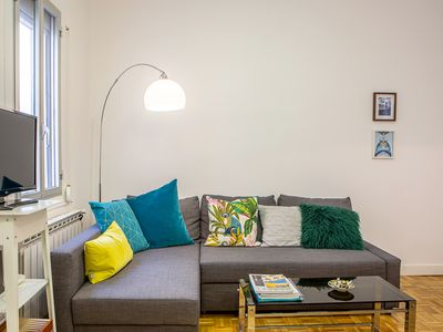 Photo for Lovely and chic 1 Bed apt next to Atocha