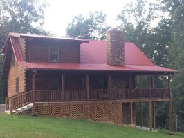 Photo for 4BR Cabin Vacation Rental in Greenville, West Virginia