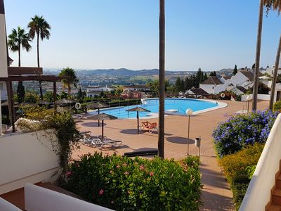Photo for Fuengirola 2 bed apt, Golf and Beach