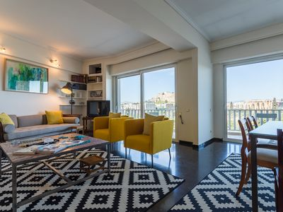 Photo for Incredible 1-Bedroom Apartment with Acropolis View