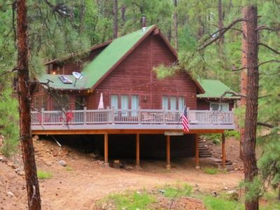 Photo for Cool Pines Cabin - Three Bedroom Cottage, Sleeps 13