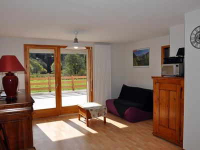 "Photo for Residence ""Pierre Blanche"", located in the area of ​​Contamines. New residence with elevator, s"
