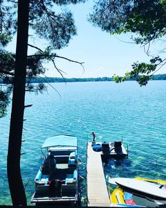 Beautiful Lake Front Year Round Family Cottage on Crystal Clear Bear Lake.