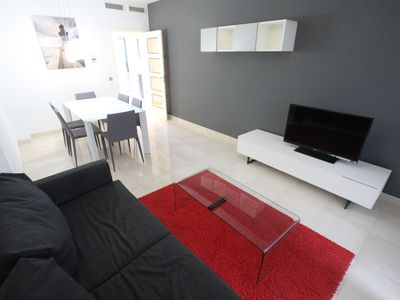Photo for 3BR Apartment Vacation Rental in Salou, Tarragona