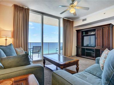 Photo for Updated - 1BR - Free Beach Service - Gulf Front - LOVELY UNIT!