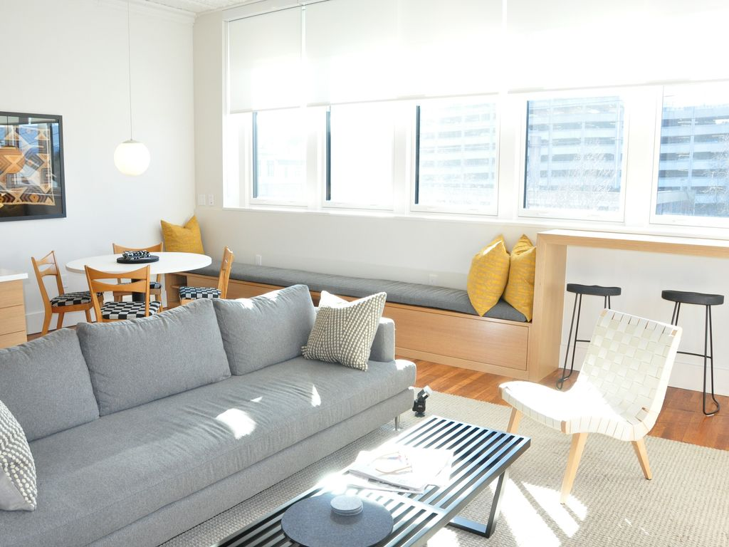 The Sinclair : 202 : MODERN URBAN LUXE : A NEW quality contemporary residence