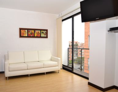 Photo for VICKY - 1 Br. Modern Studio Apartment with balcony