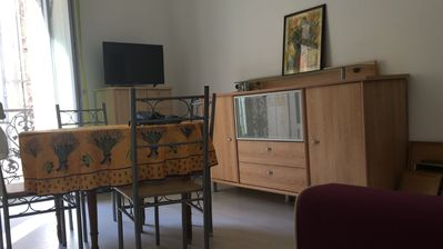 Photo for F3 \ on the 1st floor, 2 bedrooms ideal for spa guests, tourists,