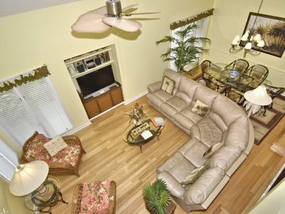 Photo for This 2nd floor, 2 bedroom, 2 bath townhouse in St. Andrews Commons is in the middle of the beautiful