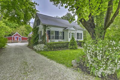 Visit Cape Cod and stay in this 4-bedroom, 2-bathroom home.