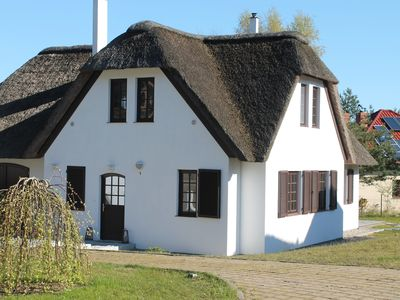 Photo for Thatched cottage on the Wolin National Park with views of the Neunedorfer See