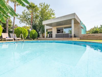 Photo for Extremely Modern Villa with Pool - Villa Zoe