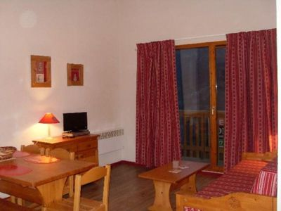 Photo for Apartment Valfréjus, 1 bedroom, 6 persons
