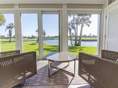 Photo for Ponte Vedra The Pointe G1, Golf View, 3 Bedrooms, Sleeps 6