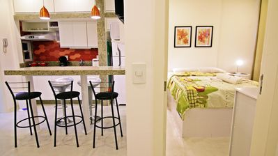 Photo for Apartment finely decorated in Copacabana for 5 people!