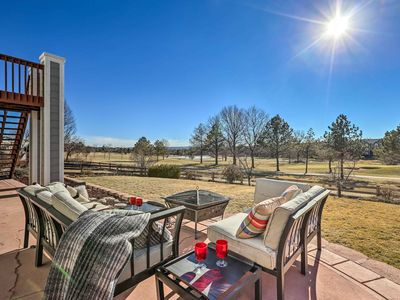 Photo for NEW! Apt on Golf Course - 10 Mins to DT Littleton!