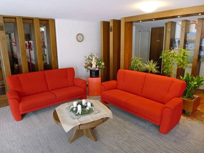 Photo for Apartment in the center of Leukerbad with Lift, Parking, Internet, Washing machine (46115)