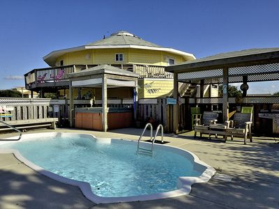 Photo for K0135 Roundabout Resort. Private Pool, Hot Tub, PETS OK!