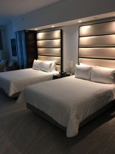 Photo for Best Rates!!! Fontainebleau Sorrento Jr. Suite 660 Sq Ft 2 Queen beds w Sofabed
