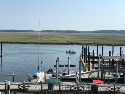 Photo for First time rental- Newly remodeled 2B/2B Condo views of Baycreek Marina & Marsh