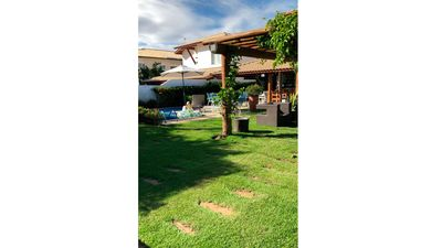 Photo for Excellent Beach House in Guarajuba Gated Community
