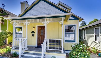 Photo for Victorian Dollhouse - Pacific Grove Victorian - Close to beach