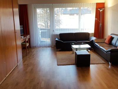Photo for Apartment in the center of Flims with Internet, Lift, Parking, Balcony (52441)