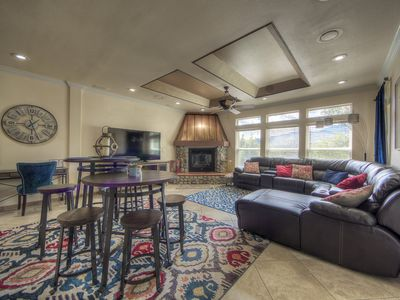 Photo for Pike's Peak Home - Sleeps 9/Private Stairwell to Old Town Shopping and Dining