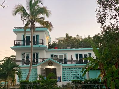 Photo for ★ The Beach Pad | Sleeps 24 | Puntas | Steps to Sandy Beach ★