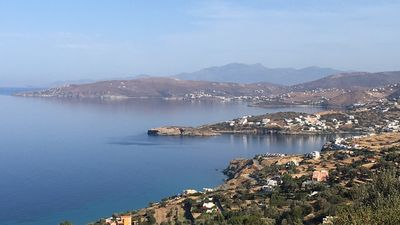Photo for Vacation Home, with a great sea  view in Andros .  code/AMA 00000573752