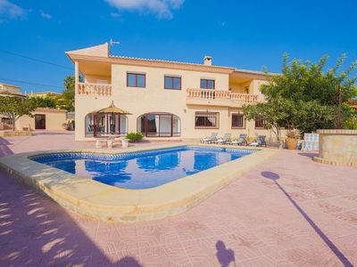 Photo for 11 bedroom Villa, sleeps 22 with Pool, FREE WiFi and Walk to Beach & Shops