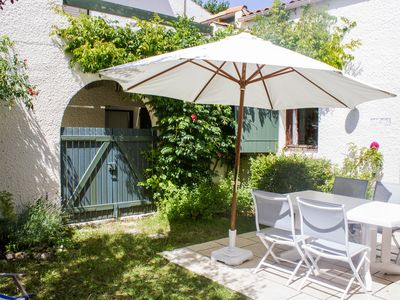 Photo for ROYAN-VAUX SUR MER - Pleasant holiday home 500m from the beach