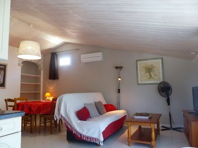 Photo for Gîte, Pézenas at 4 km, classified 3 stars, for 4 people