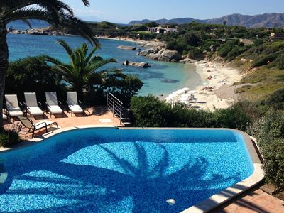 Photo for 7BR Villa Vacation Rental in villasimius, sardinia
